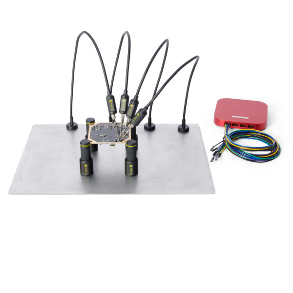 Sensepeek PCBite kit with 4x SP10 probes and test wires 4003