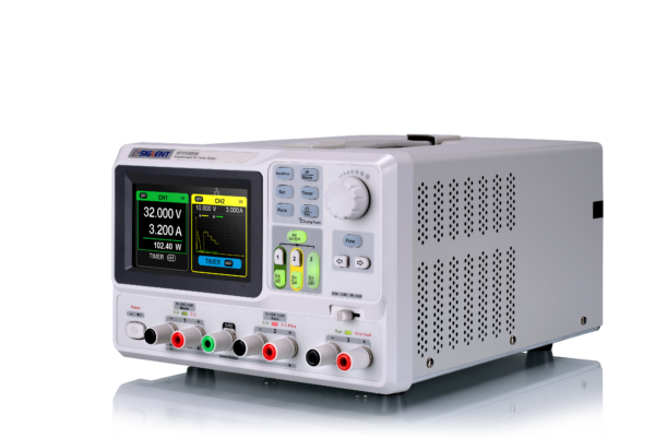 Siglent SPD3303X-E Ohjelmoitava DC laboratorioteholähde