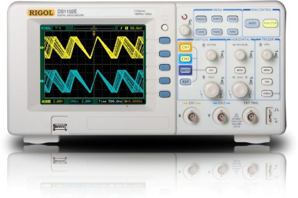 DS1102E Digital Oscilloscope