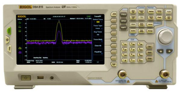 Rigol DSA815 Spektrianalüsaator