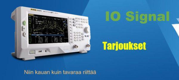IO Signal Oy tarjoukset