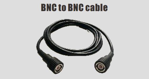 Micsig MS_A_001_4 BNC-BNC-kaapeli suojatuilla liittimilllä