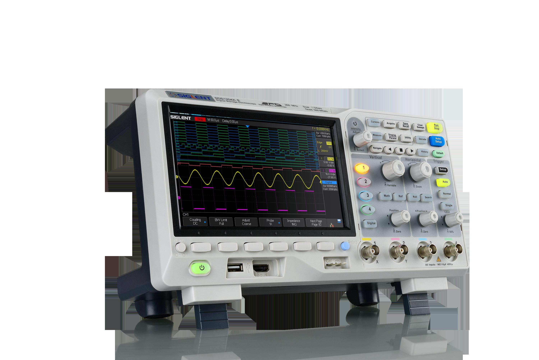 Siglent SDS1202X-E Oscilloscope