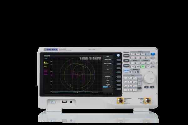 Siglent SVA1032X Spektri- & Vektoripiirianalysaattori (VNA) 3,2 GHz