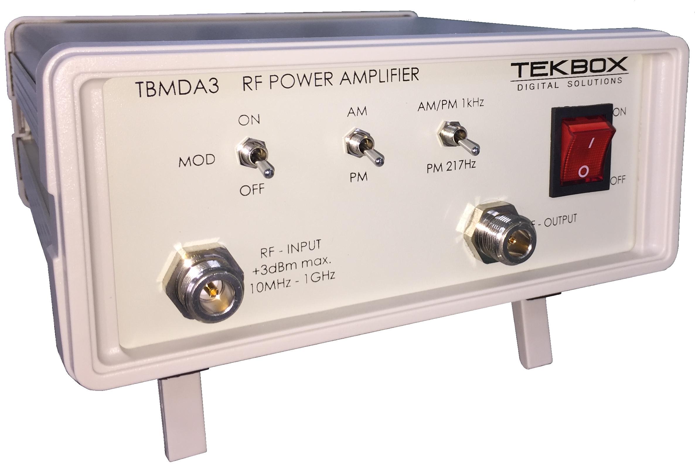 Tekbox TBMDA3 Modulated Power Amplifier