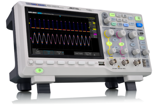 Siglent SDS1202X-E Oskilloskooppi